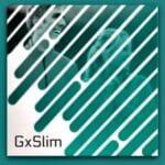 slim photo redone in green