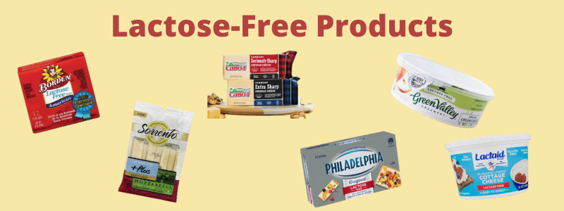 Lactose Alternatives For The Lactose Intolerant lactose free products