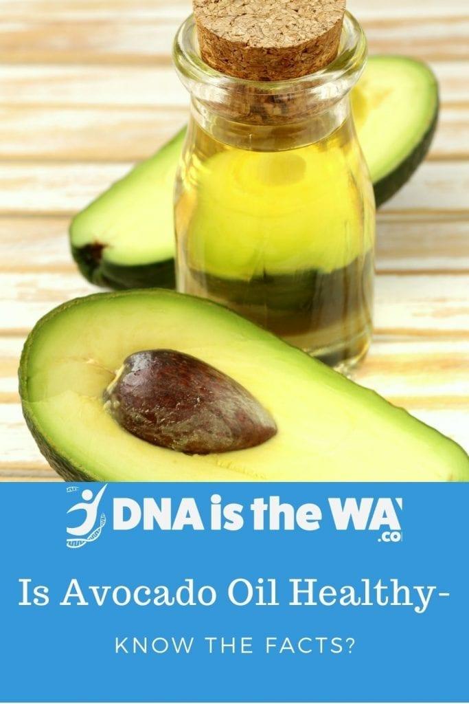 avocado oil pin